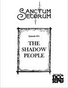 Sanctum Secorum - Episode #01 Companion