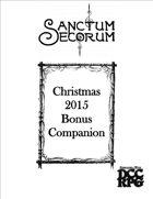 Sanctum Secorum - Episode #06b (Christmas 2015 Bonus Companion)