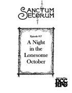 Sanctum Secorum - Episode #17 Companion