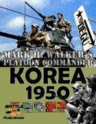 Platoon Commander: Korea 1950