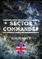 Sector Commander: British Combat Card Deck