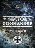 Sector Commander: German Combat Card Deck