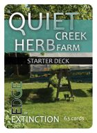 Quiet Creek Herb Farm Starter Deck