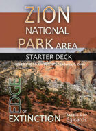 Zion National Park Starter Deck