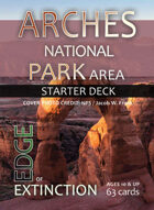 Arches National Park Starter Deck Area
