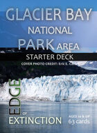 Glacier Bay National Park Area Starter Deck