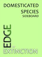 Domesticated Species Sideboard