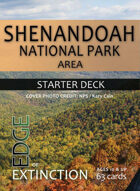 Shenandoah National Park Area Starter Deck
