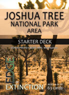 Joshua Tree National Park Area Starter Deck