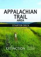 Appalachian Trail Area Starter Deck