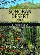 Sonoran Desert Area Starter Deck