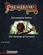 The Swamp of Sorrows - Pathfinder