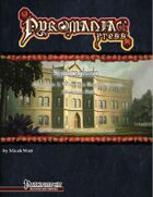 Sanitarium - Adventure 4 What Lies Beyond Reason - Pathfinder
