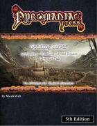 Seeking Silver - Adventure 5 What Lies Beyond Reason - 5th edition
