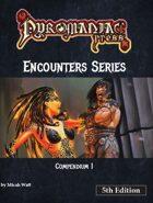 Encounters Compendium 1