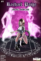 Rachael Paige Ghost Hunter