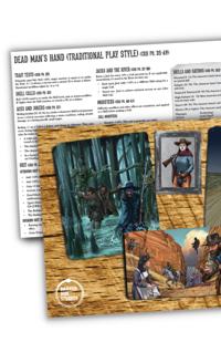 Haunted West: Balladeer Tools