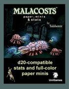 Malacost Paper Minis