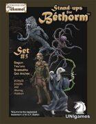 Creatures: Set 5, Bethorm Paper Minis