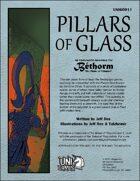 Pillars of Glass