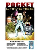 Pocket  Universe cover