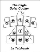 Eagle Solar Cooker Plans