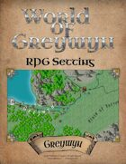 World of Greywyn RPG Setting
