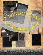 Fantasy Card Creation Kit
