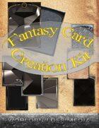 Fantasy Card Creation Kit
