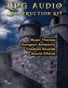 RPG Audio Construction Kit Bundle #1