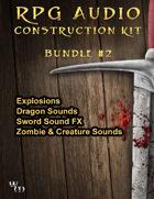 RPG Audio Construction Kit Bundle #2
