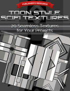 Toon Style Scifi Textures