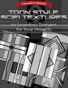 Toon Style Scifi Textures