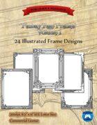 Fantasy Page Frames Volume 1