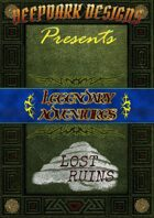 Legendary Adventures - Lost Ruins