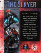 The Slayer: DnD 5e Class
