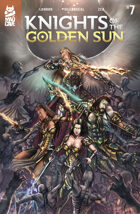 Knights of the Golden Sun #7