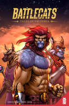 Battecats: Tales of Valderia TPB