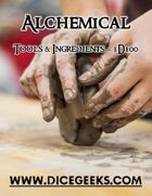 Alchemical Tools & Ingredients – 1D100