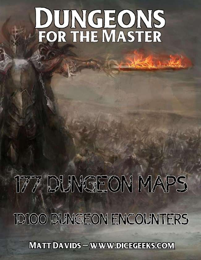 Dungeons for the Master