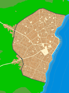 Porthaven City Map
