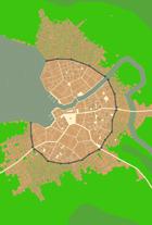 Trellaseem City Map