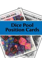 Ashes Dice Pool Cards