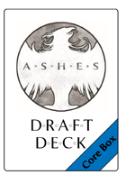 Draft deck for Ashes: Core Box