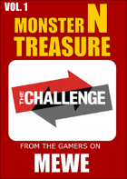 Monster_N_Treasure challenge