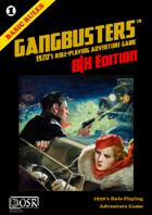 Gangbusters B/X version