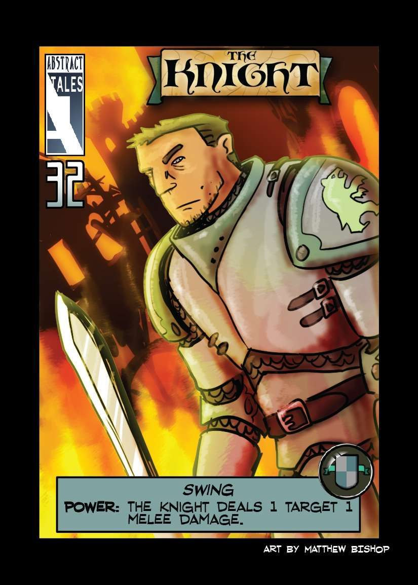 The Cauldron - The Knight hero deck
