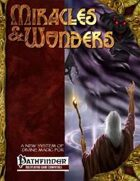 Miracles & Wonders: A New System of Divine Magic