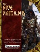 The Five Families: Criminal Organizations for Every Campaign World
