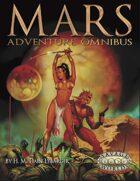 MARS Adventure Omnibus (Savage Worlds)